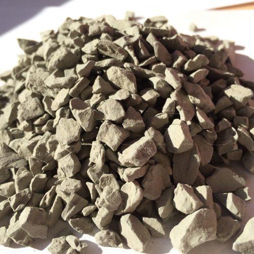 Clay malachite noyaux de tir 1