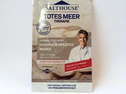 Gesichtsmaske Heilerde Salthouse