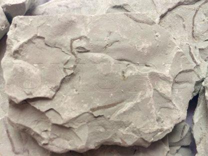 Lehm Ton Blau Afalina Kambrium