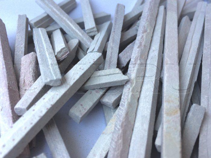 Slate pencil natural
