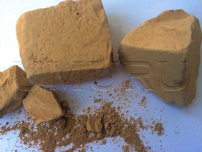 Lehm Ton Heilerde Kakao
