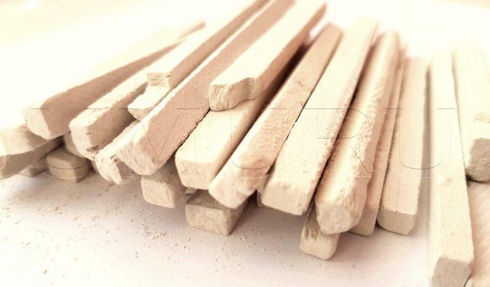 Slate pencils natural big