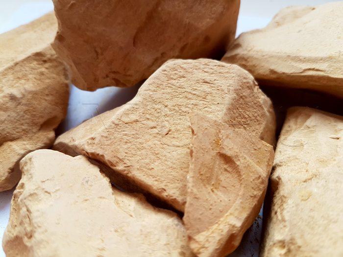 Lehm Ton Usbekistan salzig