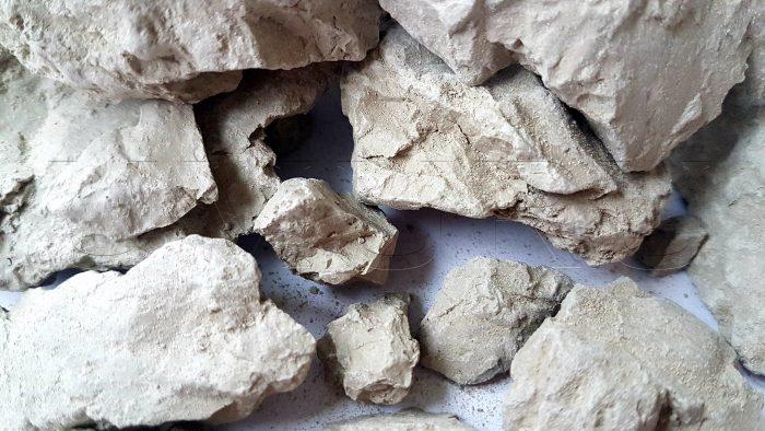 Lehm Ton Granit