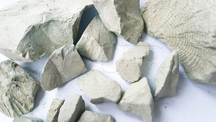 Lehm Ton Usbekistan gruen