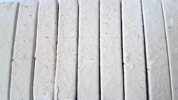 Lehm Ton Belgorod Trueffel mit Kreide (4)